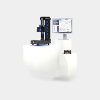 LNP IRHD-M mit Joystick und Software auf Podesten