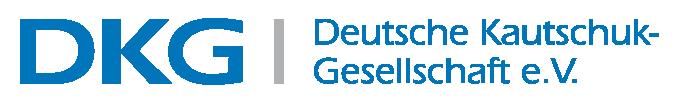 DKG Logo Blau auf transparentem Hintergrund