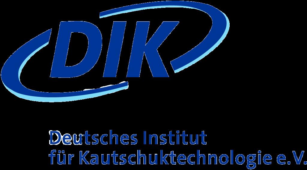 Das Logo des Deutsches Institut für Kautschuktechnologie e. V.